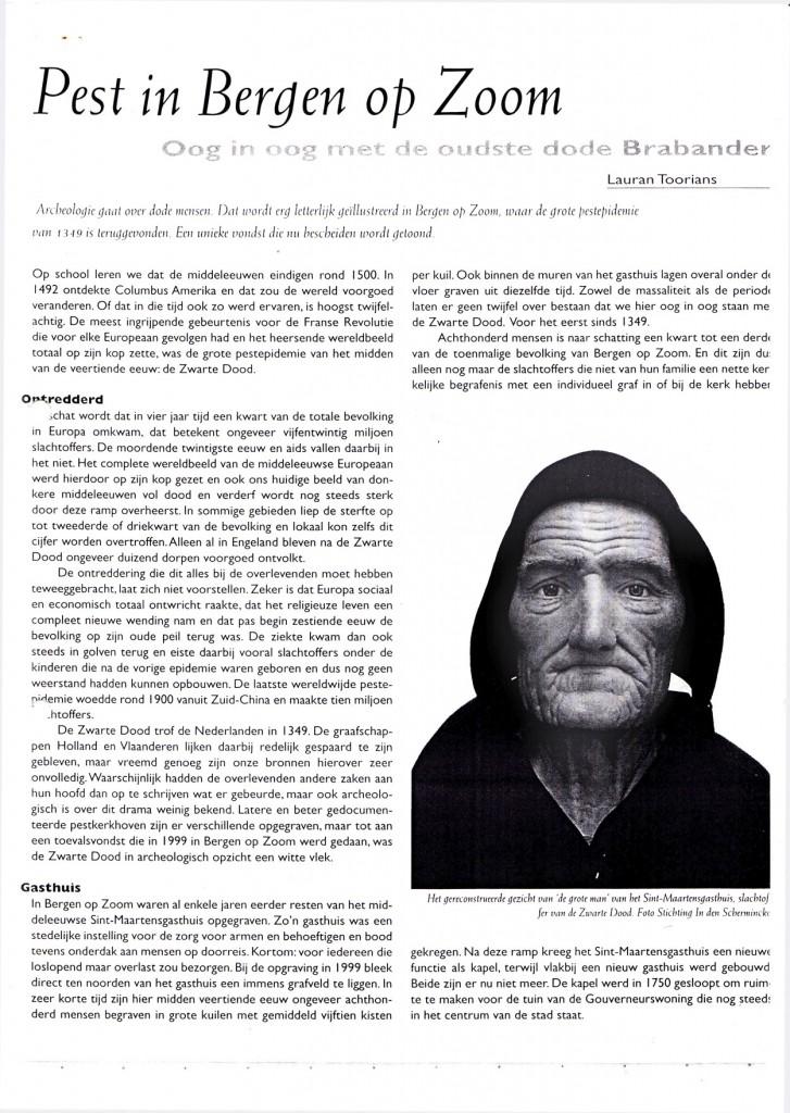 Brabant Cultureel, nr 6, juni 2001