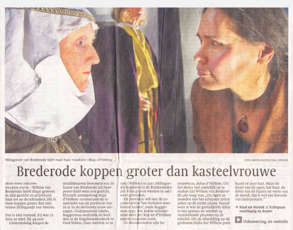 Noord Hollands Dagblad, 24-2-2011