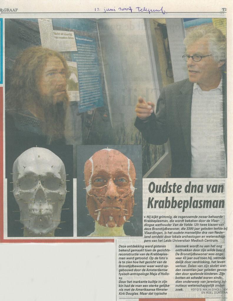Telegraaf, 12-06-2007