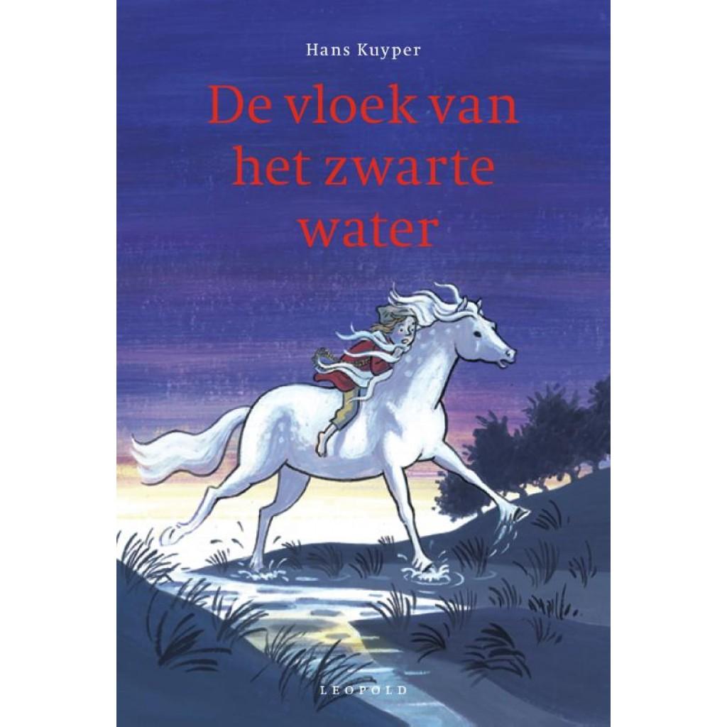 leesboek: de vloek van het zwarte water