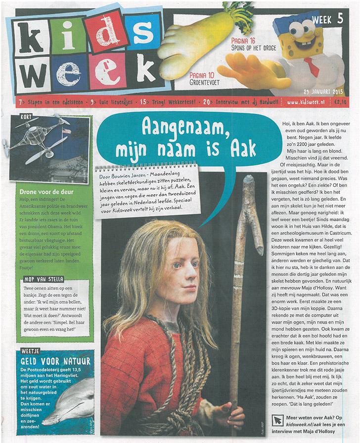 kidsweek nr 5 2015