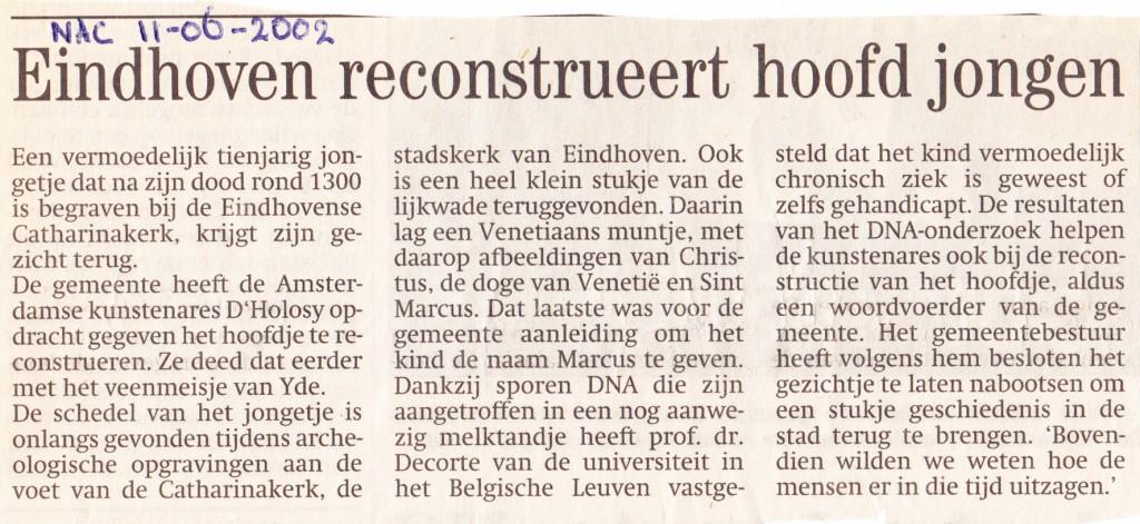 Nieuwe Apeldoornse Courant, 11-6-2002