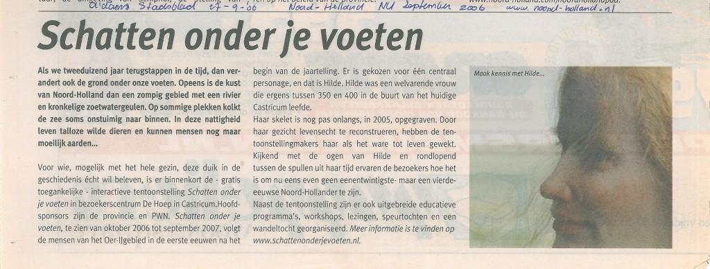 Amsterdams Stadsblad, 27-09-2006