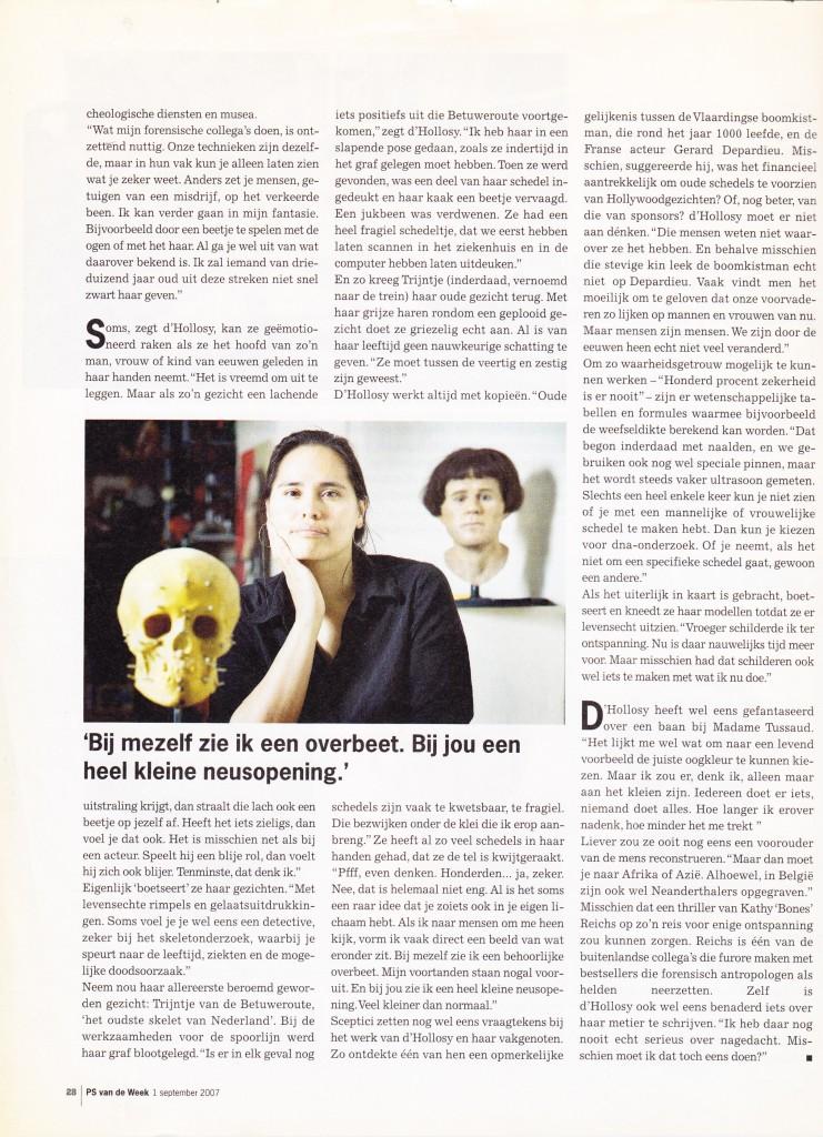 PS vd week Parool, 1-09-2007 p3